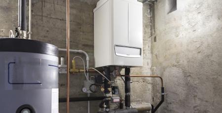 Chaudière à condensation à Roncq