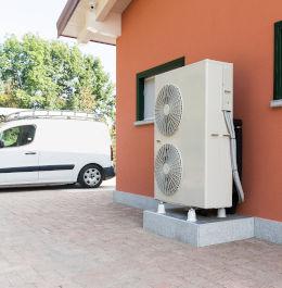épompe à chaleur air-eau à Roncq