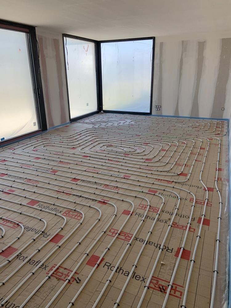 plancher chauffant roncq